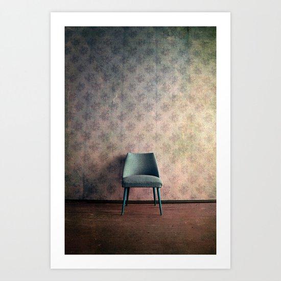 chaise II Art Print