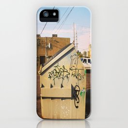 Dump iPhone Case