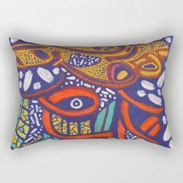 COLOR MY WORLD 6 Rectangular Pillow