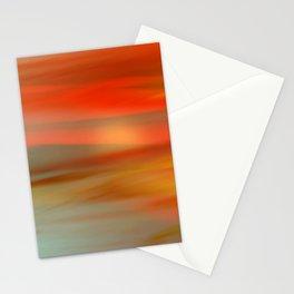 Desert Sunrise Stationery Cards