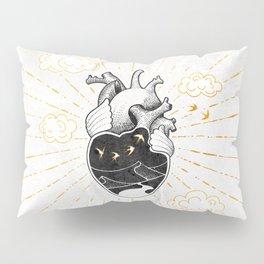 Desert Heart Inktober :: More Magick Pillow Sham