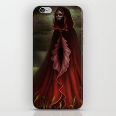 The Scarlet Mother iPhone & iPod Skin