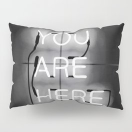 You are here Pillow Sham