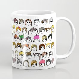 United Colours of Children (colour) Coffee Mug