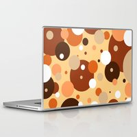 cookies Laptop & iPad Skins featuring Gammy's Cookies by Naked N Pieces