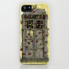 Rose- Doctor Who iPhone (5, 5s) Slim Case