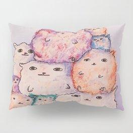 Puffs Pillow Sham