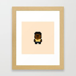 Cleveland Brown - Family Guy Framed Art Print