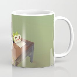 Study Hard Coffee Mug