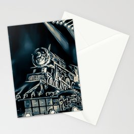 Runaway Train - Graphic 2 Stationery Cards