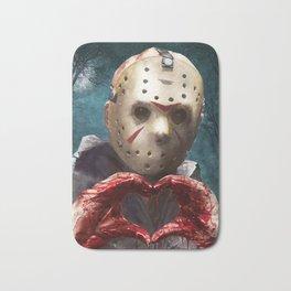 Love, Jason Bath Mat