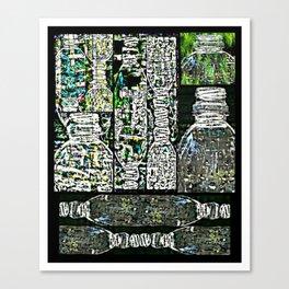 Plastics series 13 Canvas Print