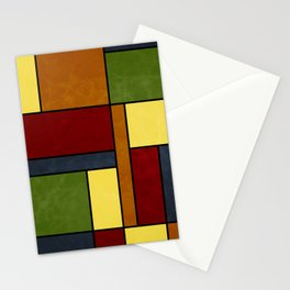Mondrian VG Stationery Cards