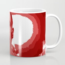 Minimalistic Trainspotting Coffee Mug