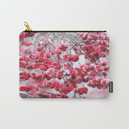 Icy Berries  Carry-All Pouch