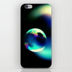 DREAMS IN A SOAP BUBBLE iPhone & iPod Skin