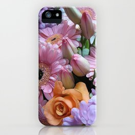 A Pink Mind is a Joy Forever! iPhone Case