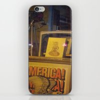technology iPhone & iPod Skins featuring Jurassic Technology by busylittle1way