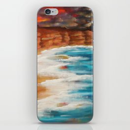Moroccan Sea Spray iPhone Skin