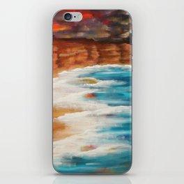 Moroccan Sea Spray iPhone Skin