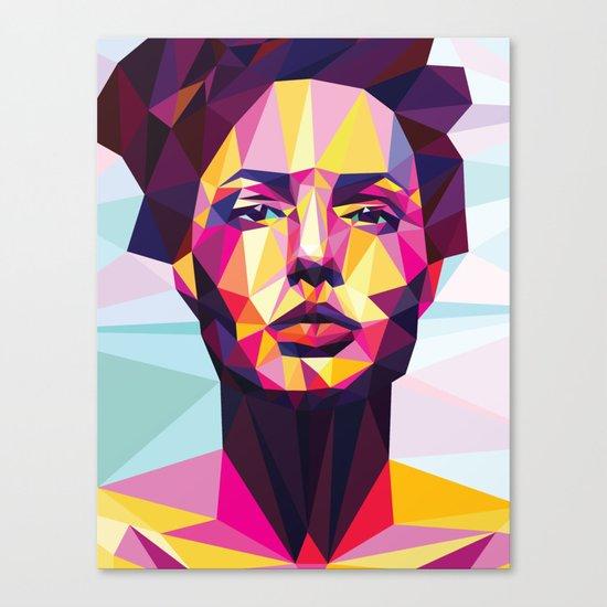 Colorful dream Canvas Print