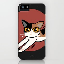 Stretch out iPhone Case