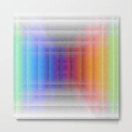 Color Blind Metal Print