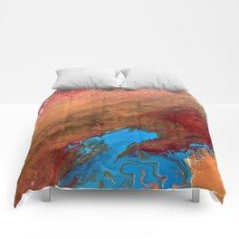 Arizona Agate Slab Comforters