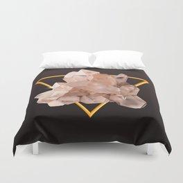 Pink Quartz Duvet Cover