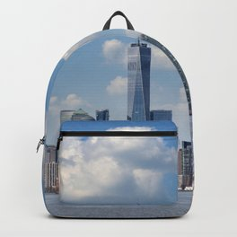 Manhattan New York City Big Apple Backpack