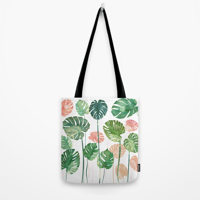 TROPICAL CREATION Tote Bag