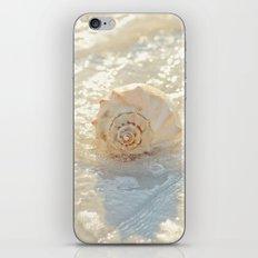 Whelk in the Sea iPhone & iPod Skin
