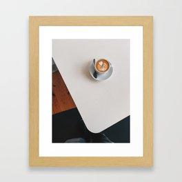 java Framed Art Print