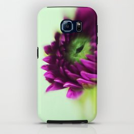 Dahlia Bud iPhone Case