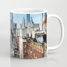chinatown in nyc Coffee Mug