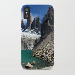 Mirador Las Torres, Patagonia iPhone Case