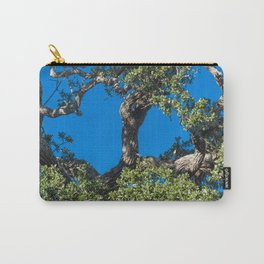 Magnificent Oak Carry-All Pouch