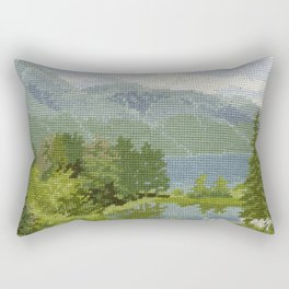 Found Tapestry Rectangular Pillow
