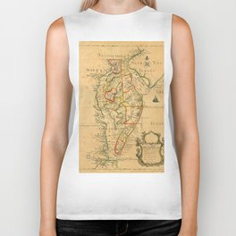 Chesapeake Bay 1786 Biker Tank