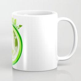 Earth Ecology Logo Coffee Mug