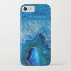 Blue Agate iPhone 7 Slim Case