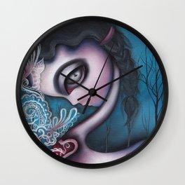 Lonesome Wall Clock