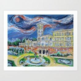 Osborne Art Print