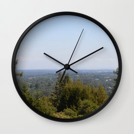 Meditations from the Bay Wall Clock