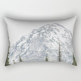 Grand Teton National Park Adventure III - Wanderlust Mountains Rectangular Pillow