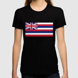 Hawaiian Flag, Official color & scale T-shirt