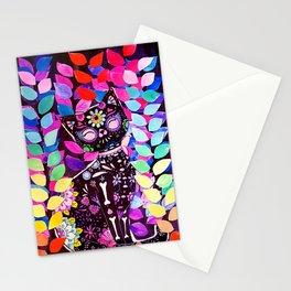Three Eyed Misu Stationery Cards