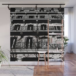 Front Wall Mural