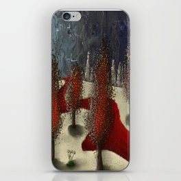 Forest of Disillusion iPhone Skin