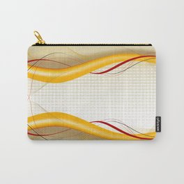 Opposites Attract II Carry-All Pouch